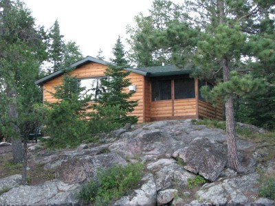 Fenske Lake Resort Cabins