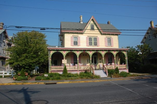‪Ashley Rose Victorian Inn‬
