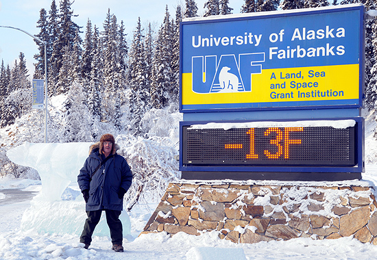 ‪University of Alaska Fairbanks‬