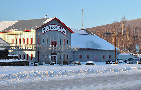 Silver Gulch Brewing and Bottling Co.