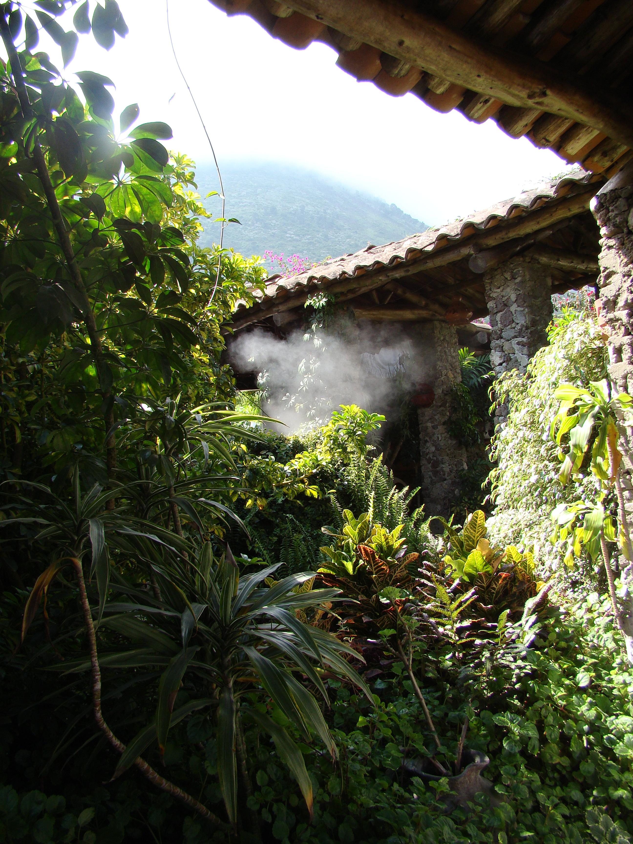 Las Cumbres Eco-Sauna y Gastronomía