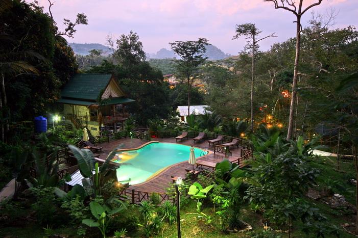 Cliff View Ao Nang Resort