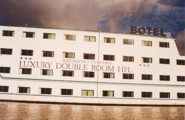 德艾倫斯維爾水上住家式酒店