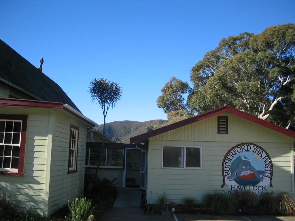 Rutherford Hostel