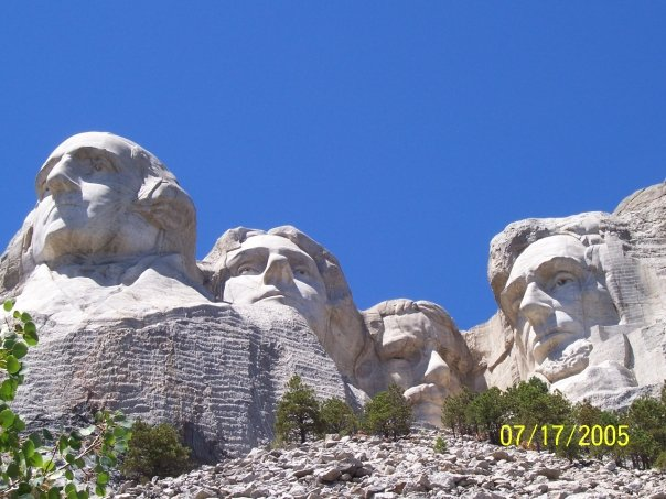 The Top 10 Things To Do Near Mount Rushmore National Memorial - Mount-rushmore-on-us-map