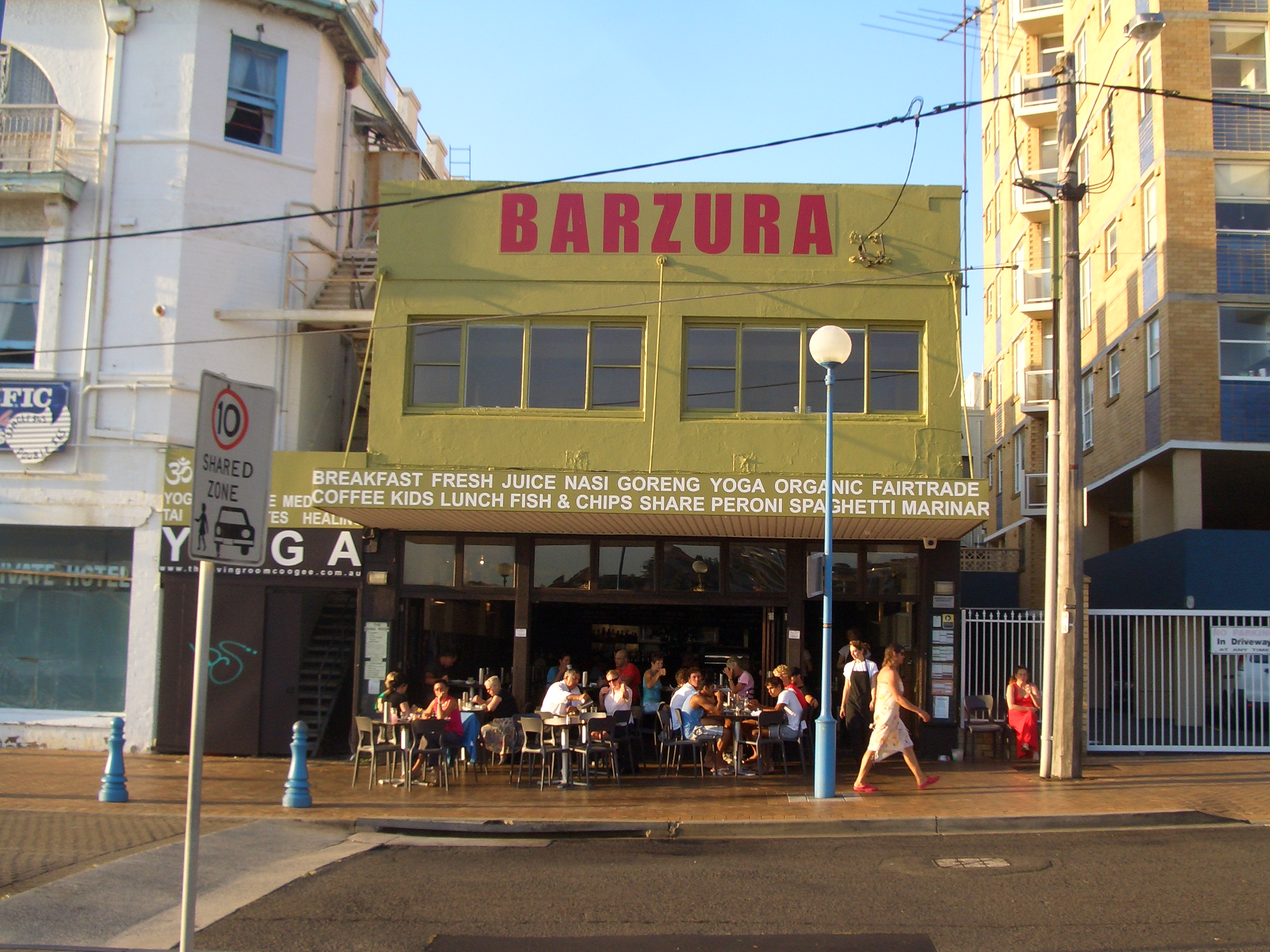 Things To Do in Portuguese, Restaurants in Portuguese