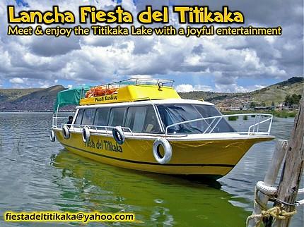 Boat Pub Fiesta del Titikaka