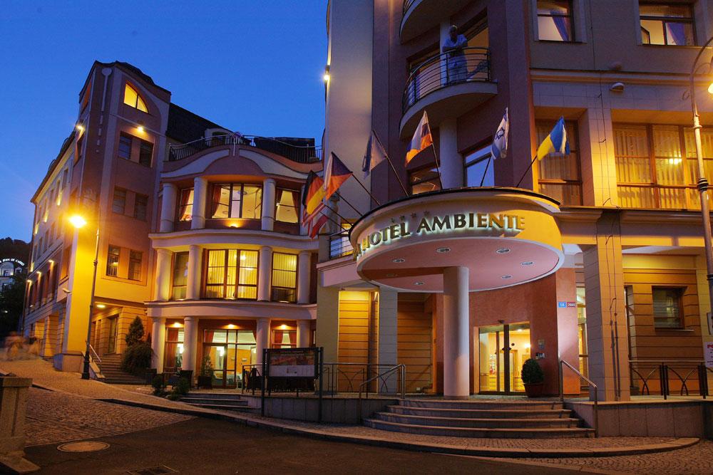 Spa Hotel Ambiente