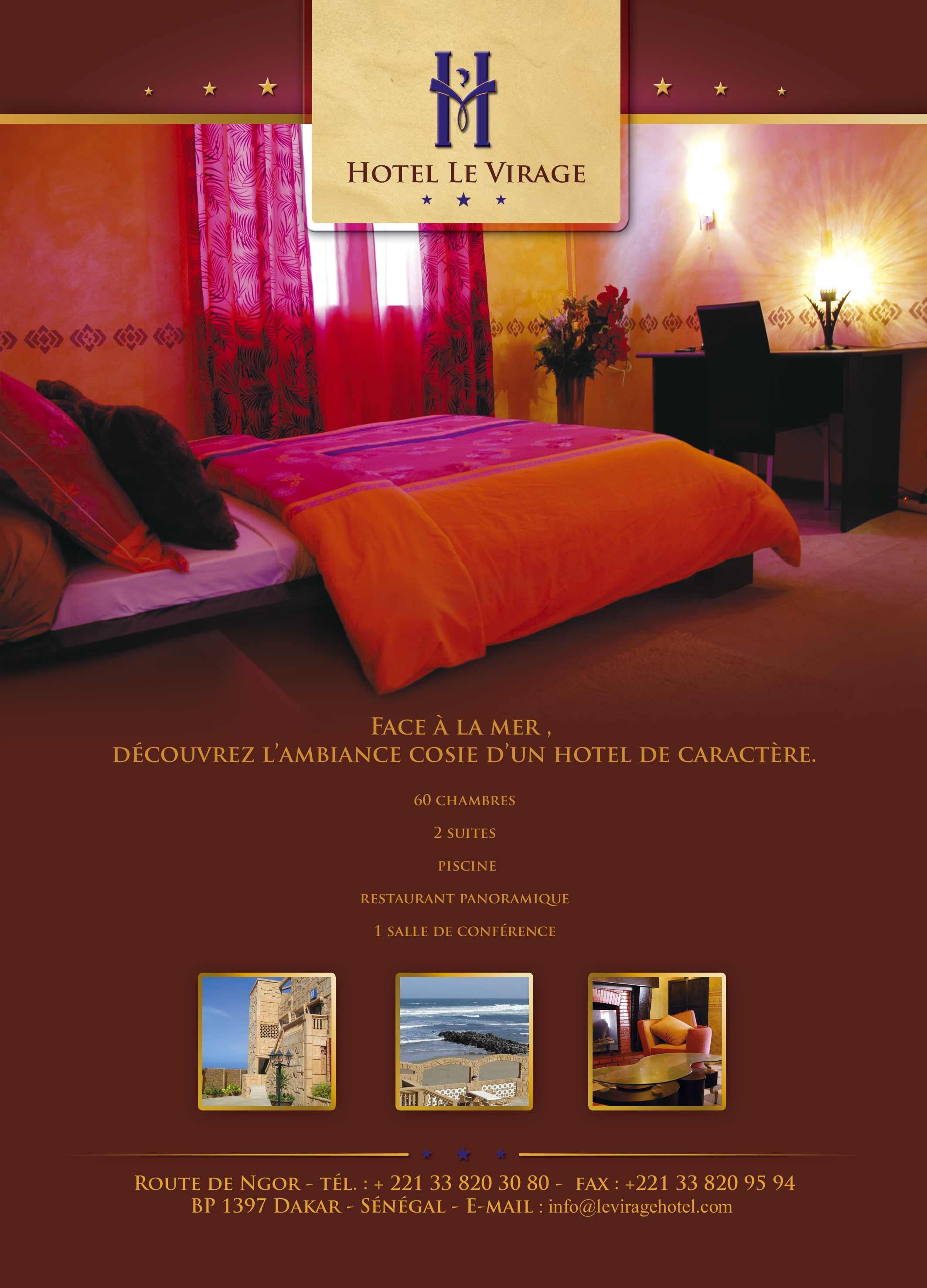 Hotel Le Virage