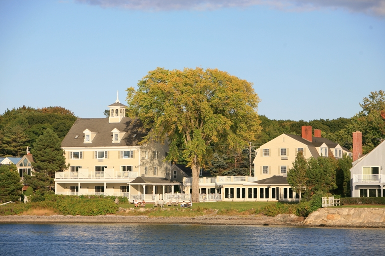 The Breakwater Inn and Spa