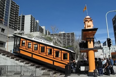 ‪Angels Flight Railway‬
