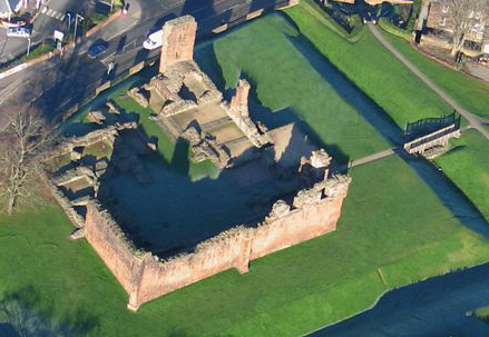 ‪Penrith Castle‬