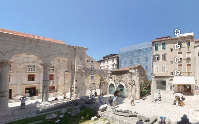 Diocletian's Rooms
