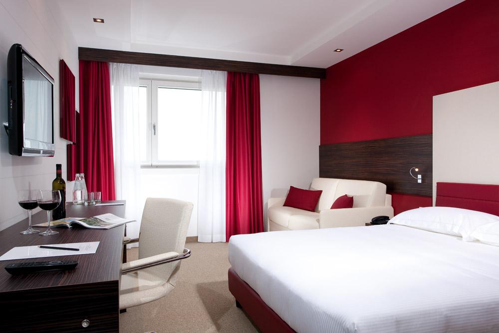ベストウェスタン クイッド ホテル トレント