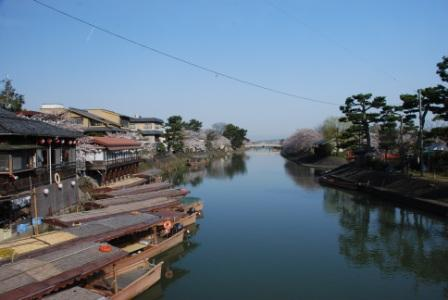 Uji River