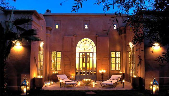 Villa d'Akhdar