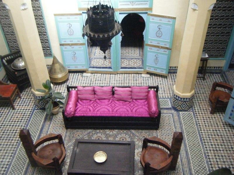 Riad Amazigh Meknes