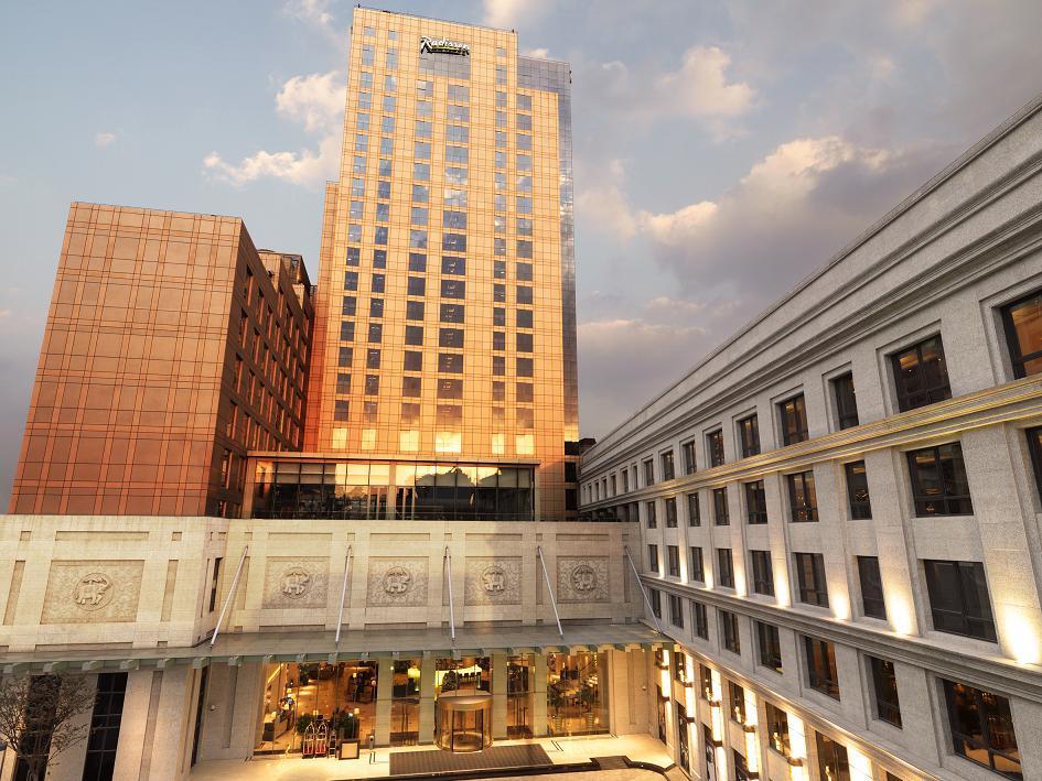 Radisson Blu Hotel Shanghai Hong Quan