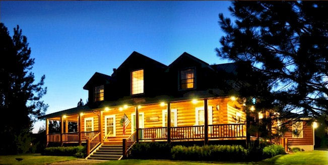Ponderosa Lodge Bed & Breakfast