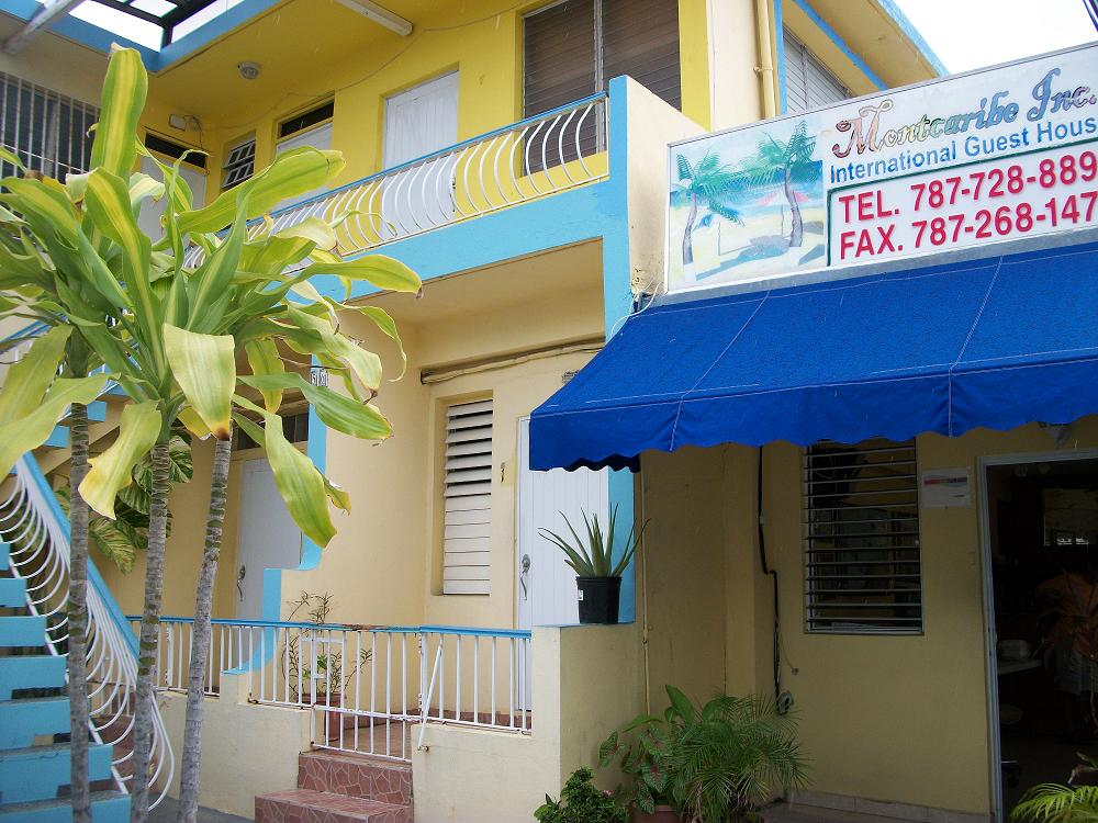 Mont Caribe Guesthouse