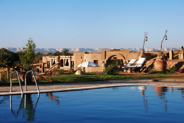 Al Tarfa Desert Sanctuary - Lodge & Spa