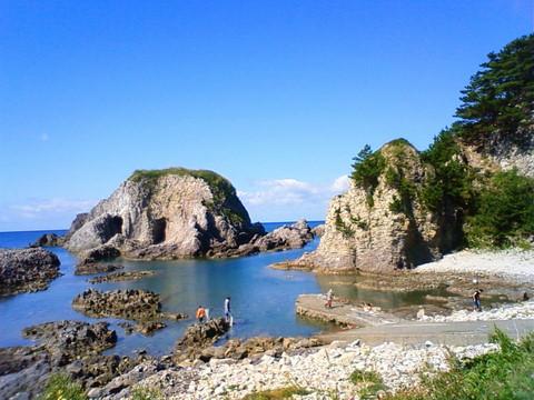 Moriyama Beach