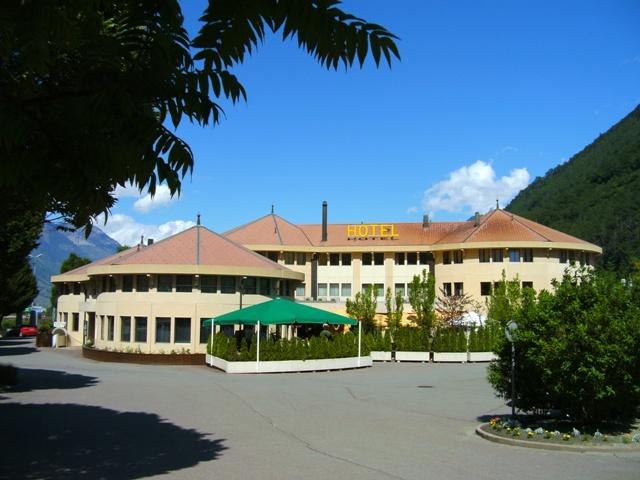La Porte d'Octodure Hotel