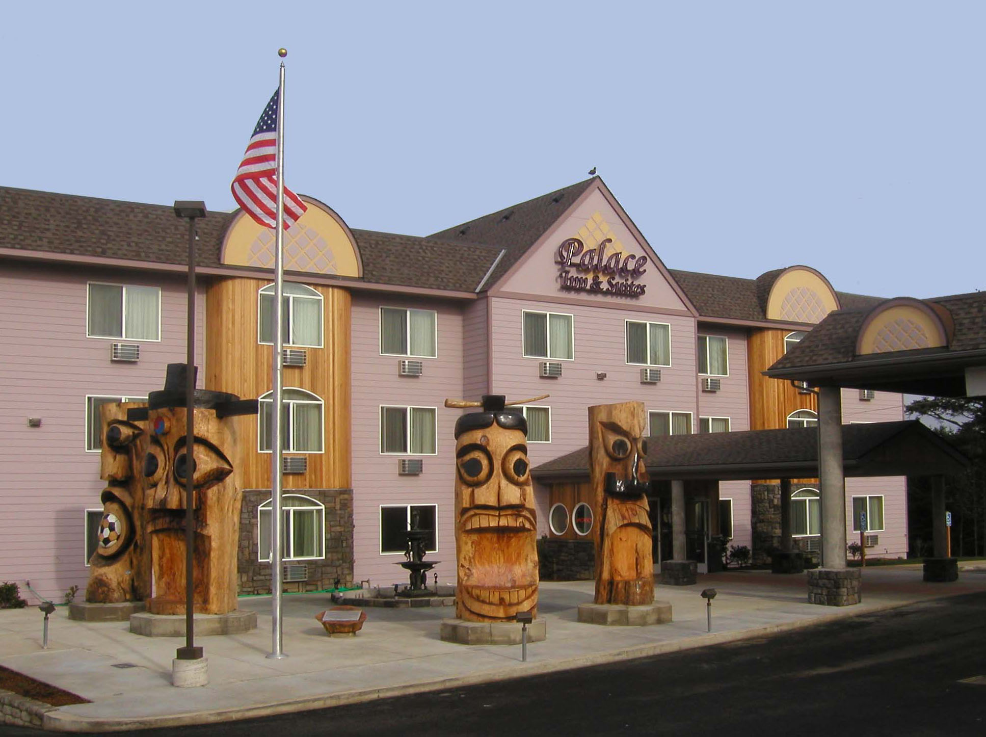 Palace Inn & Suites