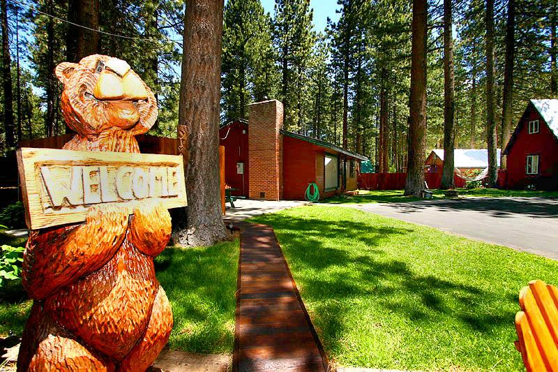 Spruce Grove Tahoe Cabins