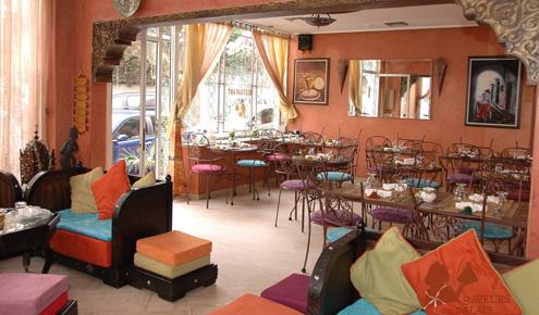 Restaurant Saveurs du Palais