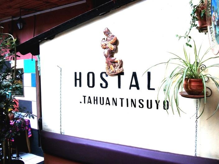 Hostal Tahuantinsuyo