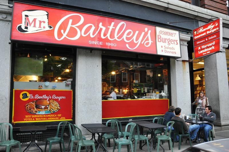 Mr Bartley S Gourmet Burgers