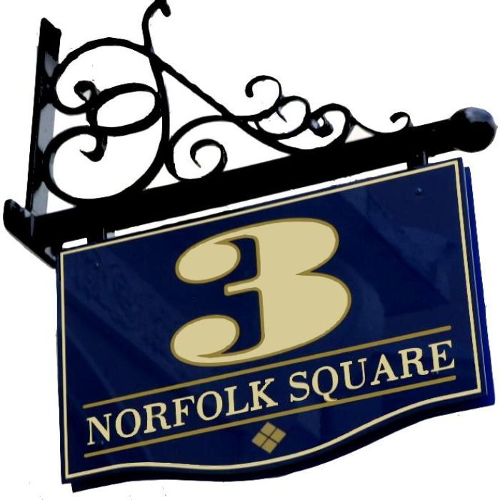 3 Norfolk Square