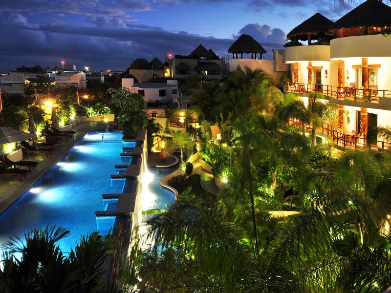 波尔图海滩公寓酒店及海滩俱乐部