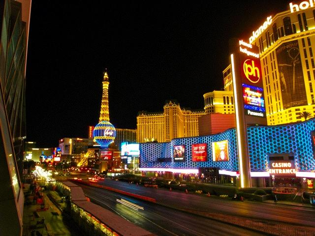 Las Vegas Blvd - May 2010