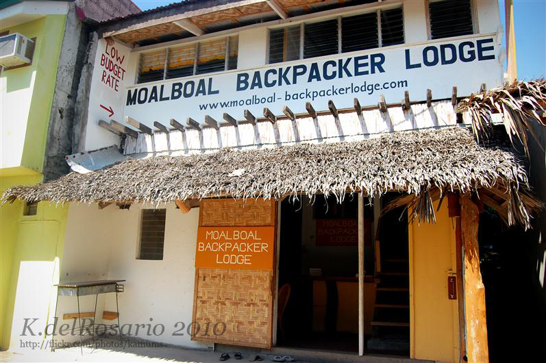 ‪Moalboal Backpacker Lodge‬