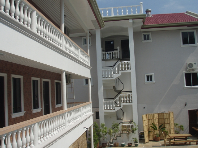 Geomania Apartelle Angeles City