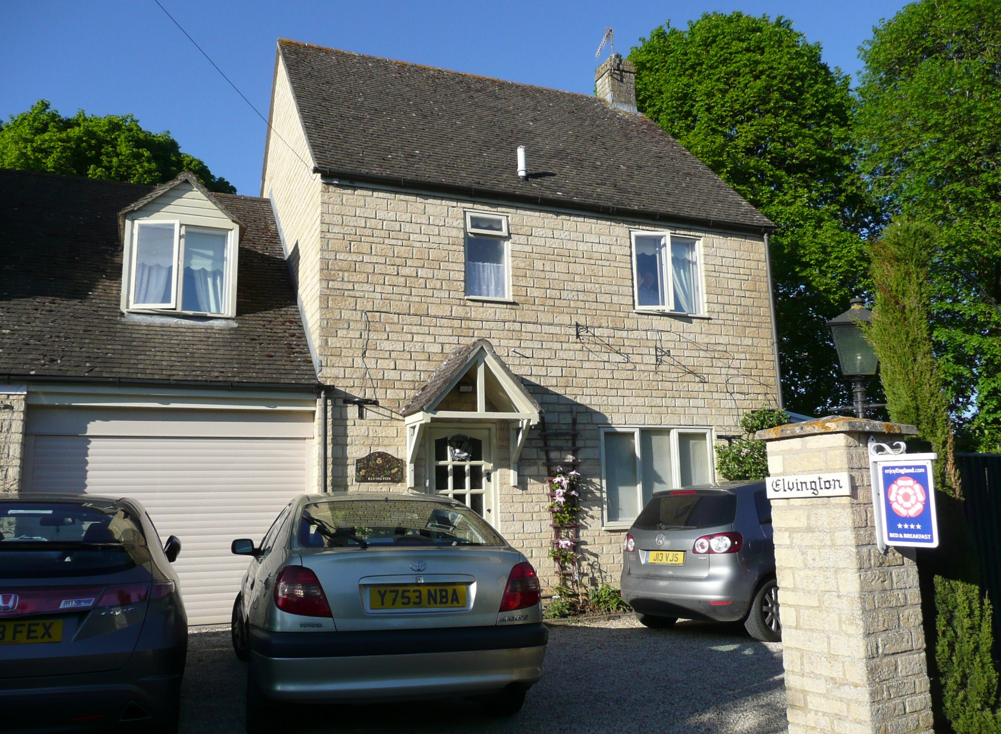 Elvington Guest house