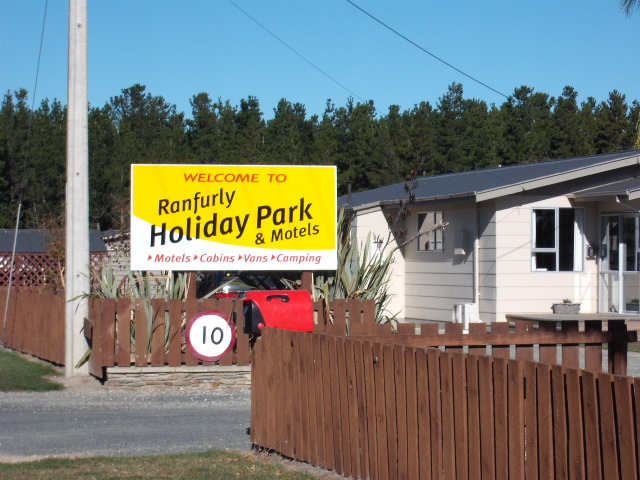 ‪Ranfurly Holiday Park & Motels‬