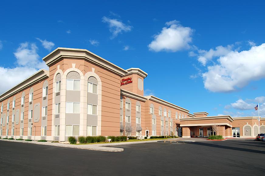 Hampton Inn & Suites SLC Airport