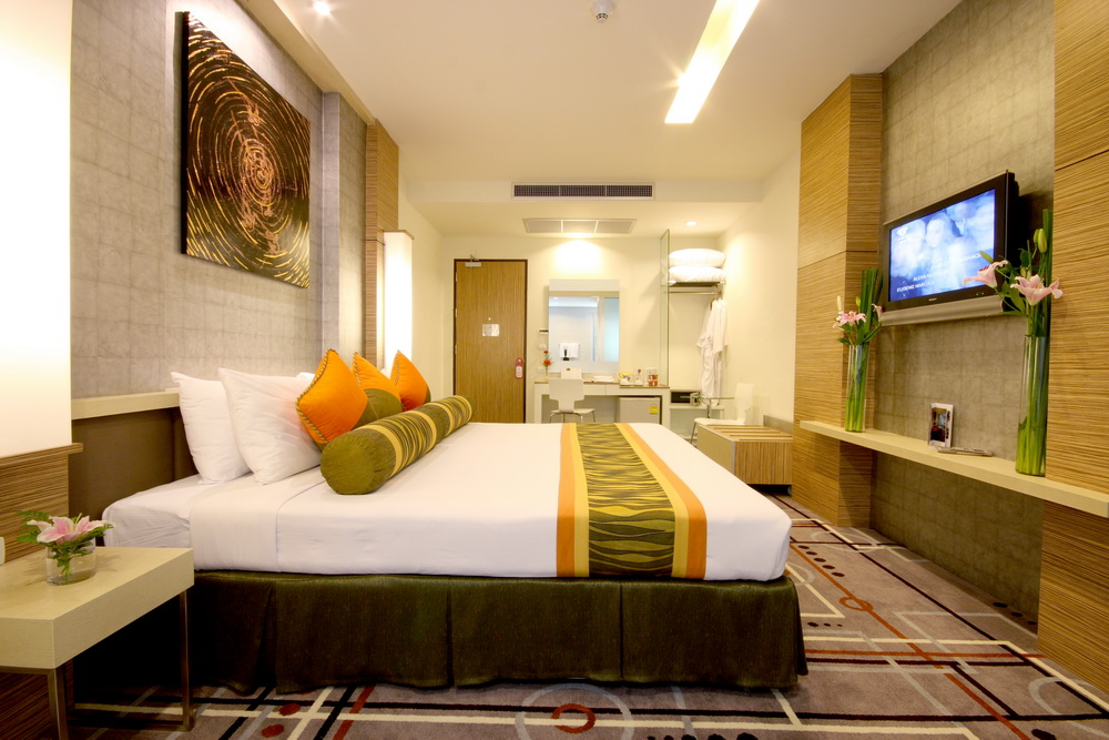 ミラクル スワンナプーム エアポート ホテル