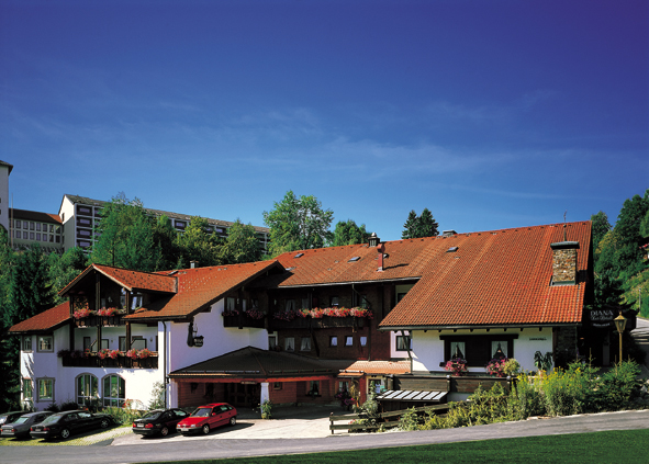 Kur- u. Ferienhotel Diana