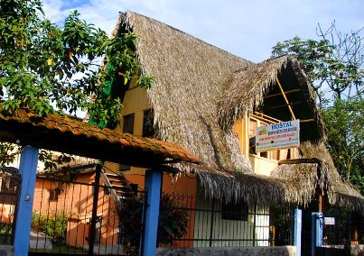 Mindo's Birdwatcher's House
