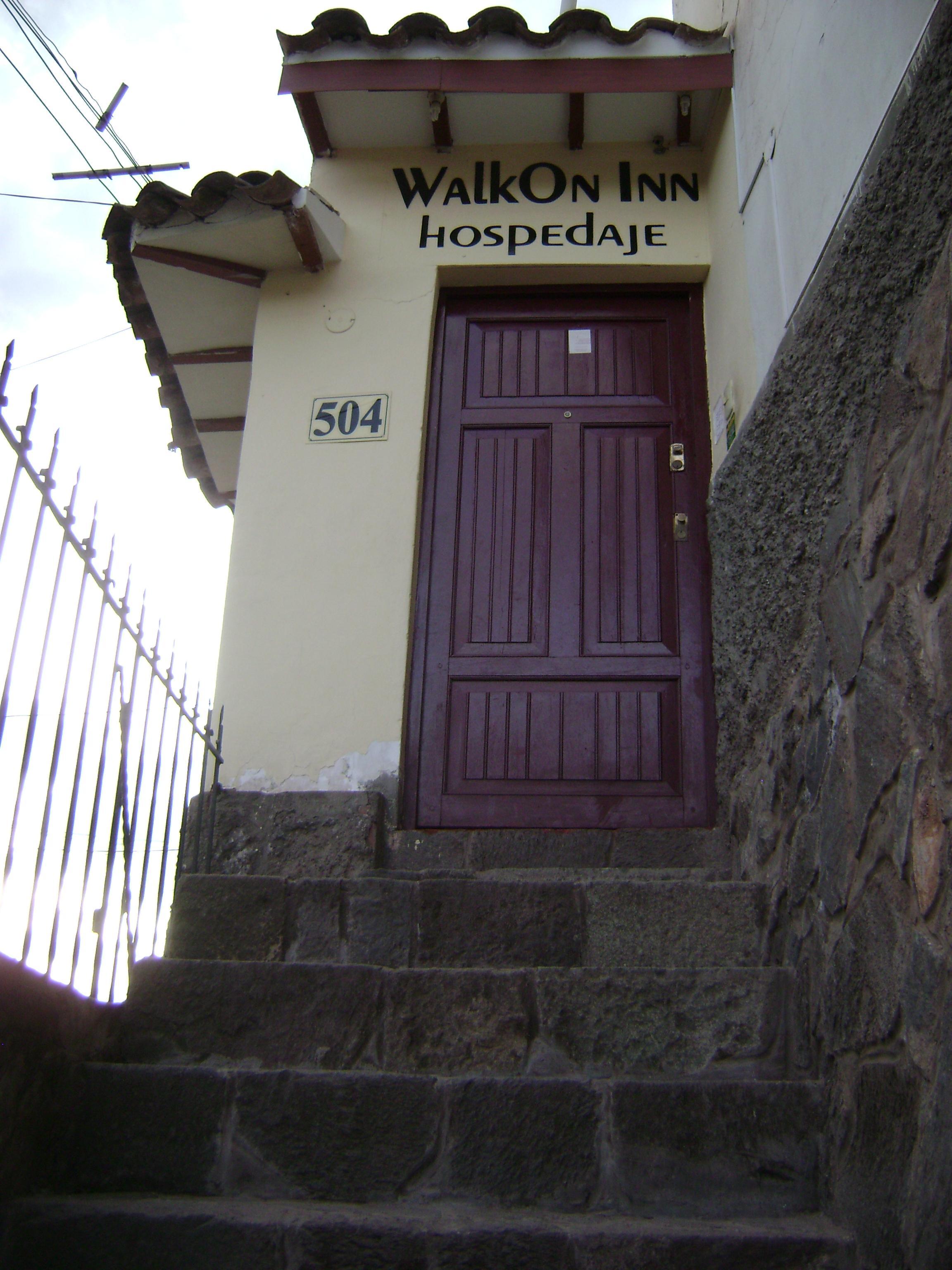The Walkon Inn Cusco