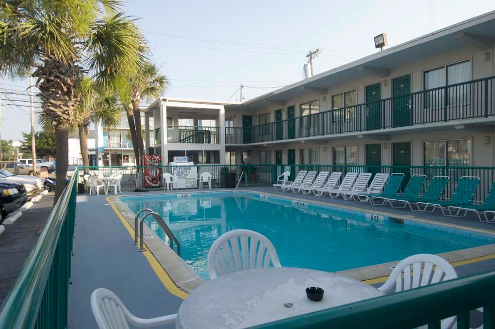 Admiral Motor Inn Updated 2017 Prices Motel Reviews Myrtle Beach Sc Tripadvisor