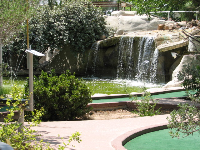 Fun City has Super Mini Golf and Go-Karts! - Review of Fun City ...
