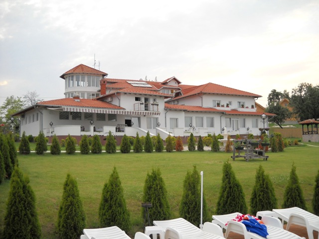 Villa Aleksandar Wellness Center