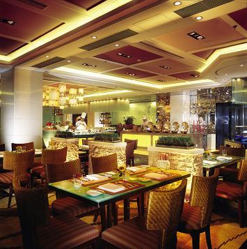 Cafe Cha - Shangri-La Hotel Beijing