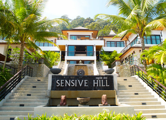 Sensive Hill Hotel & Restaurant
