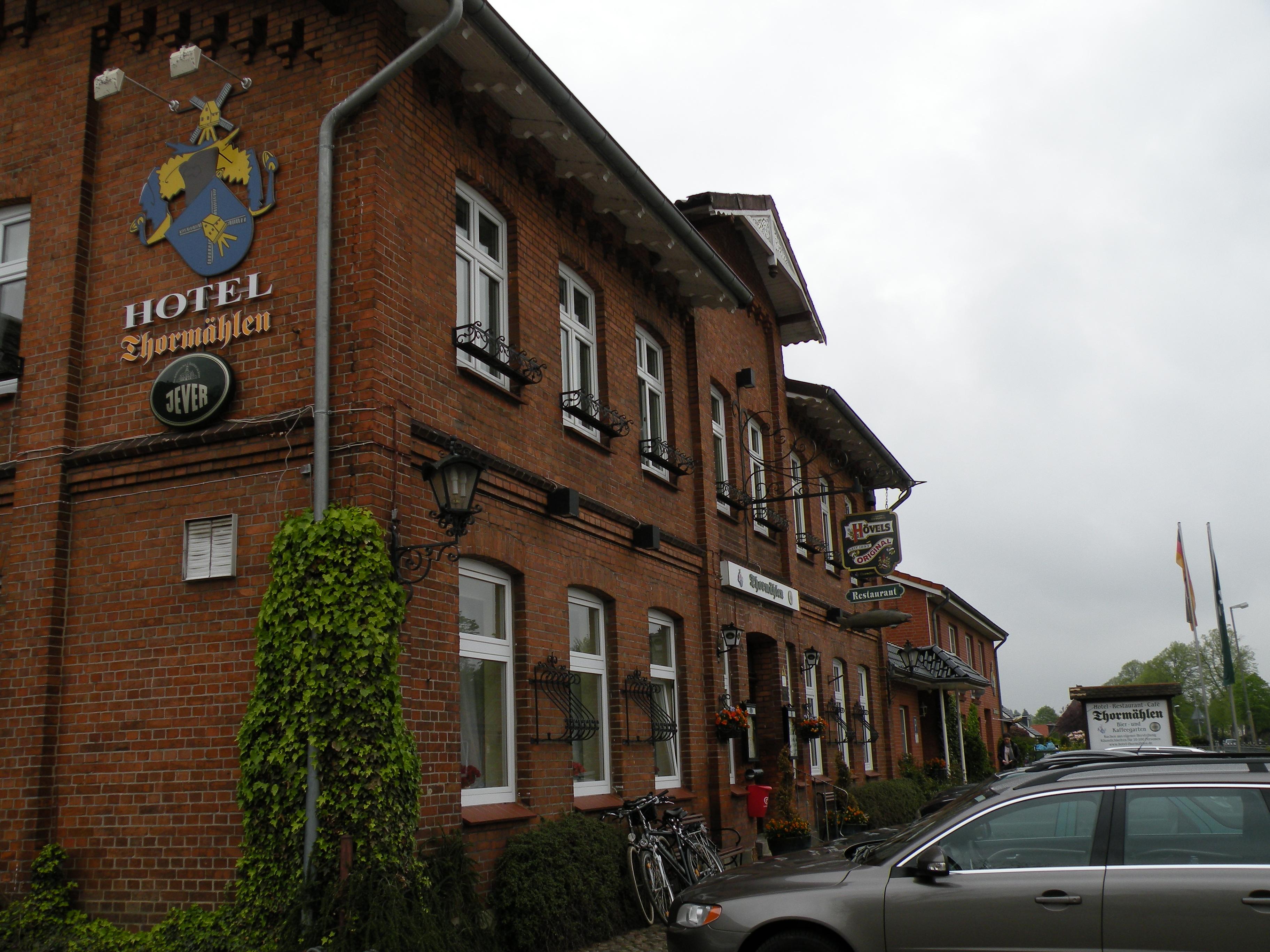 Hotel-Restaurant Thormahlen